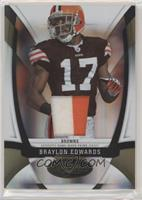 Braylon Edwards #/20