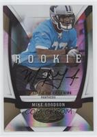Mike Goodson #/25