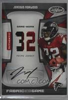 Jerious Norwood [Noted] #/10