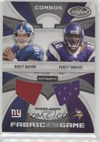 Percy Harvin, Rhett Bomar #/100
