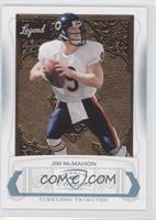 Jim McMahon #/25