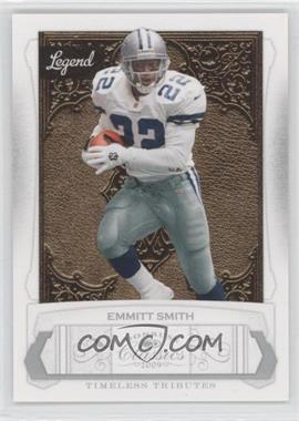 2009 Donruss Classics - [Base] - Timeless Tributes Silver #116 - Emmitt Smith /100