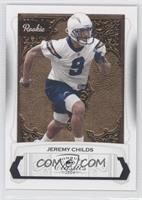 Jeremy Childs #/999