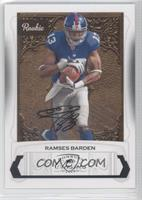 Ramses Barden /299