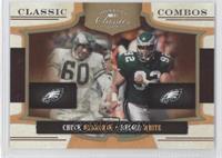 Chuck Bednarik, Reggie White #/100