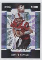 Rookies - Hunter Cantwell #/999