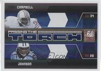 Chris Johnson, Earl Campbell /199