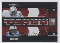 Chris Johnson, Earl Campbell /999