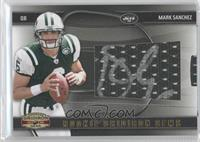 Rookie Gridiron Gems Jumbo Signatures - Mark Sanchez /100