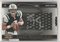 Rookie Gridiron Gems Jumbo Signatures - Mark Sanchez #/100