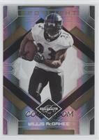 Willis McGahee #/5