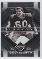 Legend - Chuck Bednarik #/399