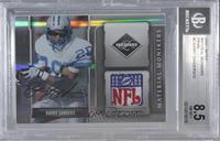 Barry Sanders /10 [BGS 8.5 NM‑MT+]