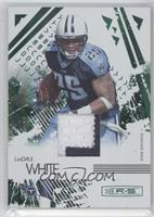 LenDale White [Noted] #/50