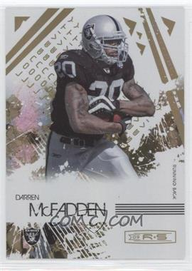 2009 Donruss Rookies & Stars - [Base] - Longevity Parallel Gold #70 - Darren McFadden /49