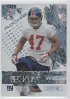 Travis Beckum #/25