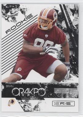 2009 Donruss Rookies & Stars - [Base] #128 - Brian Orakpo /999