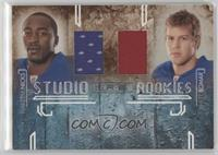 Hakeem Nicks, Rhett Bomar #/299
