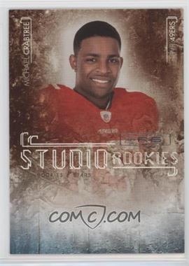 2009 Donruss Rookies & Stars - Studio Rookies #5 - Michael Crabtree