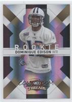 Dominique Edison /50
