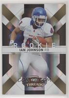 Ian Johnson [Noted] #/50