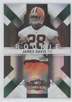 James Davis #/100