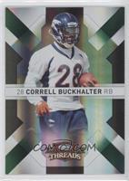 Correll Buckhalter /100