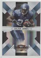 Julius Jones #/25