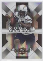 Gartrell Johnson #/250