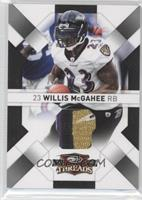 Willis McGahee /50