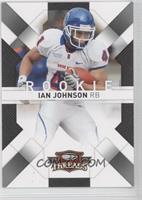 Ian Johnson #/999
