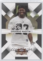 Sherrod Martin #/999