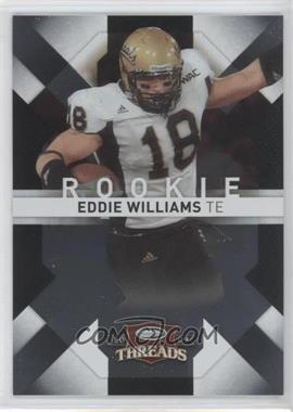 2009 Donruss Threads - [Base] #136 - Eddie Williams /999