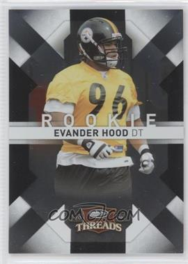 2009 Donruss Threads - [Base] #138 - Evander Hood /999