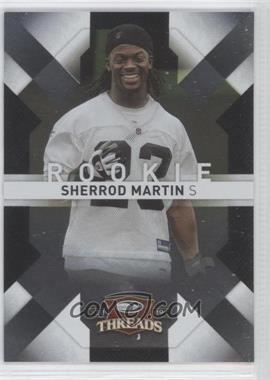 2009 Donruss Threads - [Base] #192 - Sherrod Martin /999