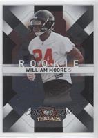 William Moore #/999