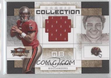 2009 Donruss Threads - Rookie Collection Materials #7 - Josh Freeman /500