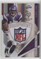Percy Harvin [EX to NM] #/5