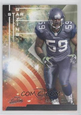 2009 Playoff Absolute Memorabilia - Star Gazing #23 - Aaron Curry