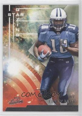 2009 Playoff Absolute Memorabilia - Star Gazing #26 - Kenny Britt