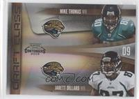 Jarett Dillard, Mike Thomas /50