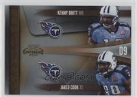 Kenny Britt, Jared Cook /100