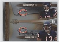 Juaquin Iglesias, Johnny Knox /100