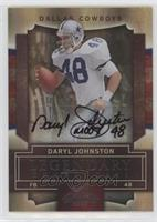 Daryl Johnston