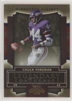 Chuck Foreman #/100