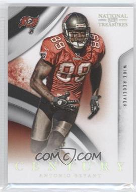 2009 Playoff National Treasures - [Base] - Century Silver #92 - Antonio Bryant /10