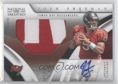 2009 Playoff National Treasures - [Base] #115 - Josh Freeman /99