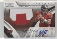Rookie Signature Materials - Josh Freeman #/99