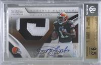 Rookie Signature Materials - Mohamed Massaquoi [BGS 9.5 GEM MINT…