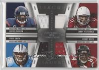 Andre Johnson, Larry Fitzgerald, Roddy White, Steve Smith /99